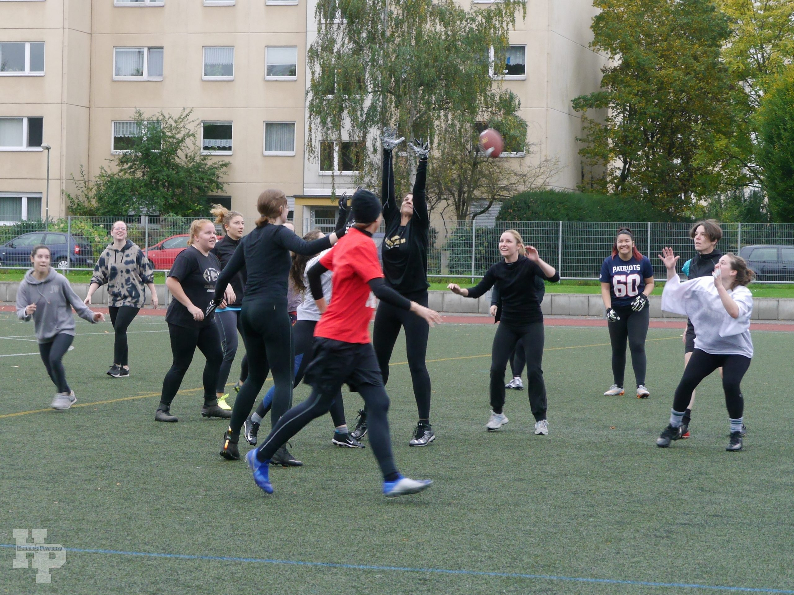GGD Ladies Tryout 20.10.2019-27