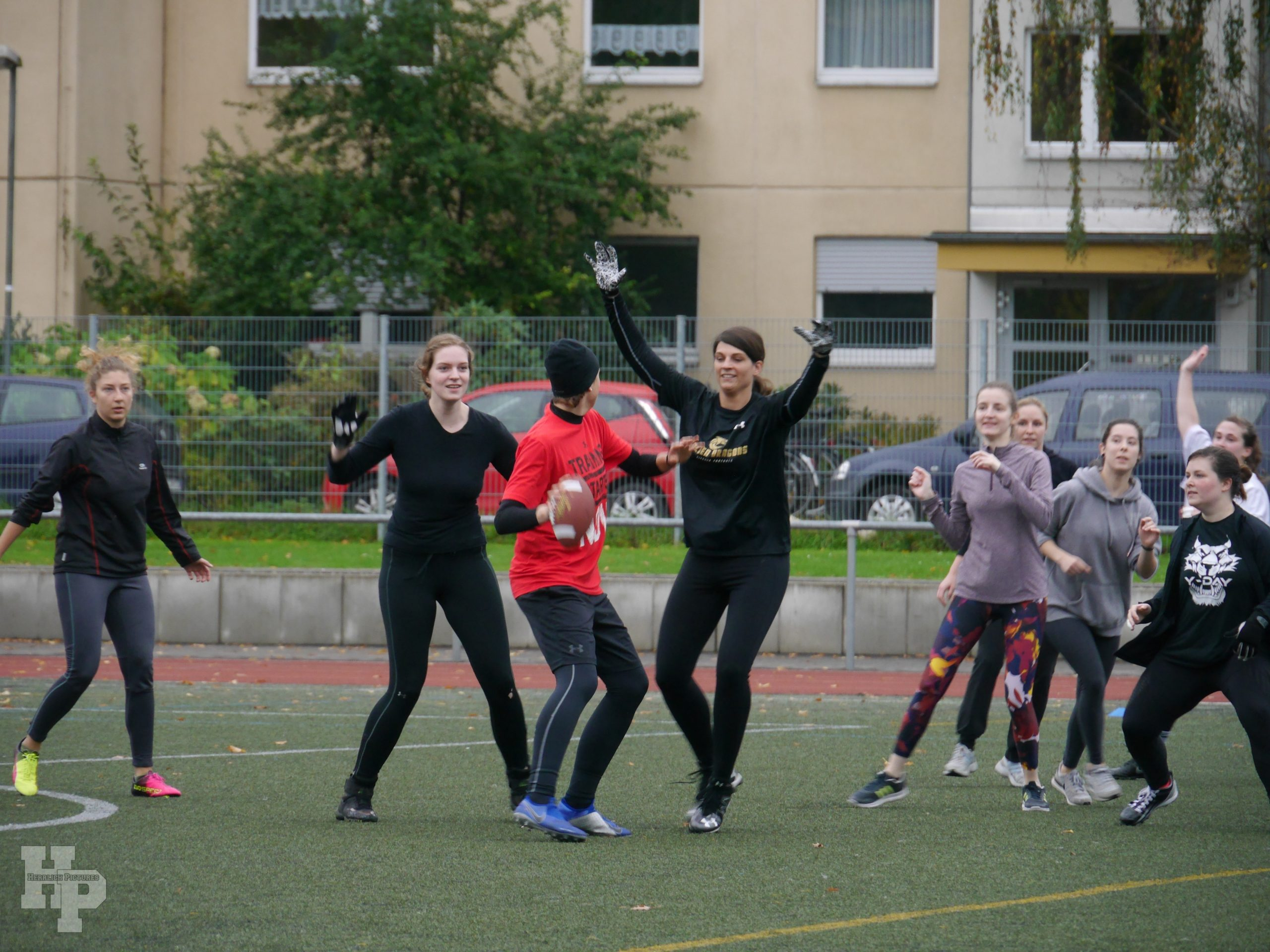 GGD Ladies Tryout 20.10.2019-28